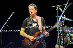Foto concerto live LOU REED  & BAND